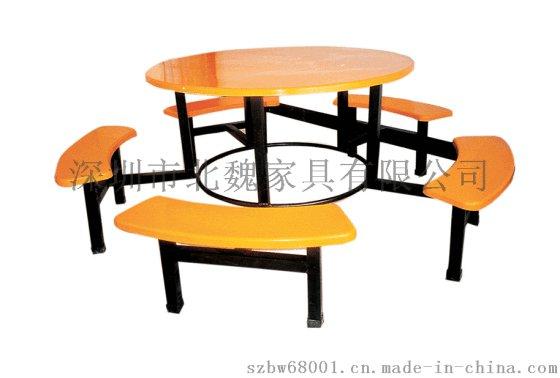 不锈钢食堂餐桌椅,餐桌椅