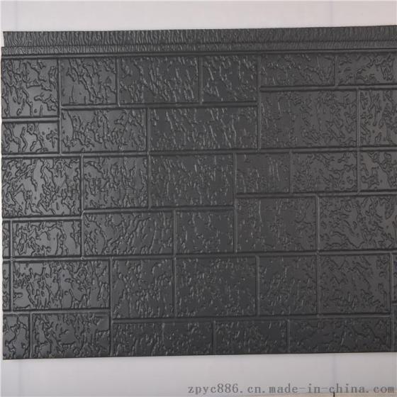 石头纹金属外墙雕花装饰挂板 轻质安装方便 钢结构专用