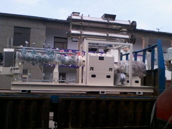 章丘海源PHJ95S  大型飼料膨化機