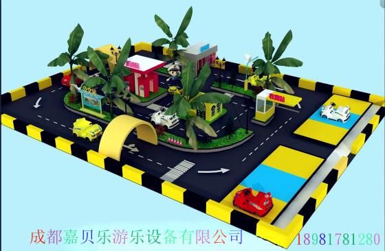 四川嘉贝乐室内儿童驾校图片,四川嘉贝乐室内