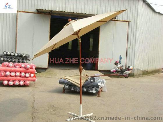 hz-s23 仿木太阳伞 太阳伞 阳伞 遮阳伞 户外伞 大伞