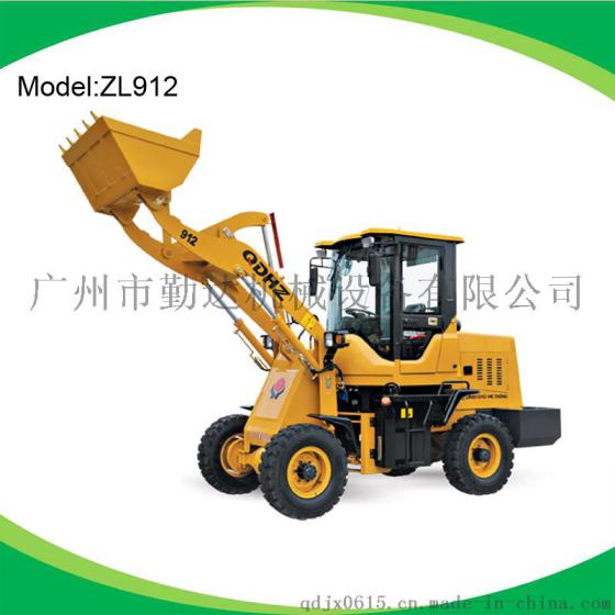 出口型912型全液壓工程專用裝載剷車,四驅裝載機,泥土裝載機