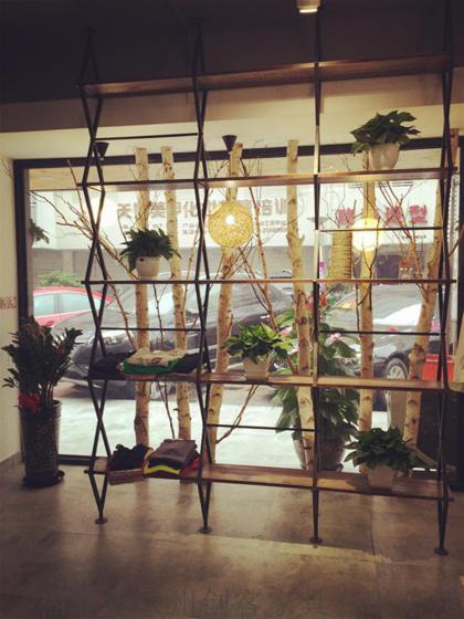 客厅欧式铁艺屏风卧室办公酒店隔断时尚创意家居装饰