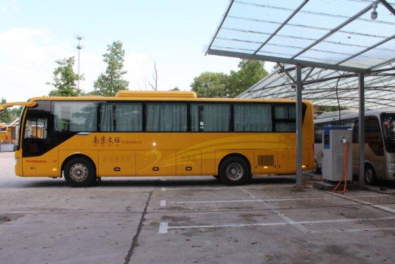 鼎充充电桩—城市公交电动巴士充电解决方案