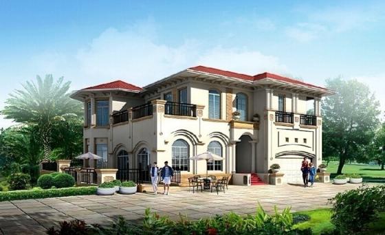 青岛金土地集装箱房丨钢结构别墅丨被动式房屋