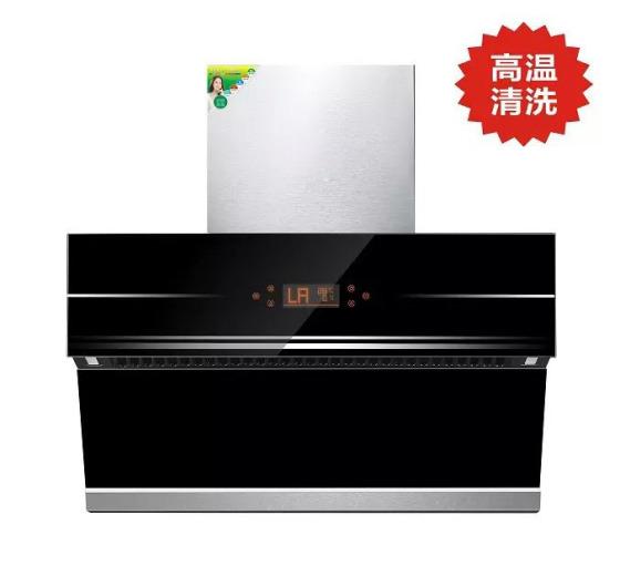 青岛欧派电器厨房设备有限公司         的欧派高温清洗吸油烟机智慧