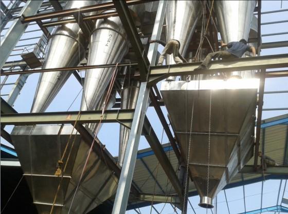 乾燥设备 喷雾乾燥机 年产1500吨pvp压力喷雾乾燥塔  产品属性: 结构