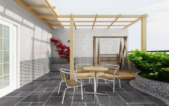 小天鹅瓷砖 室内地面砖耐磨亚光仿古砖 釉面砖大理石抛光砖瓷砖f2004图片