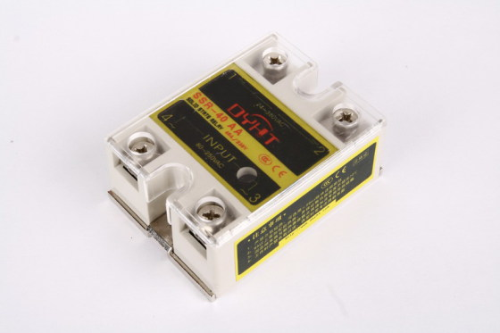 高科固态继电器接线