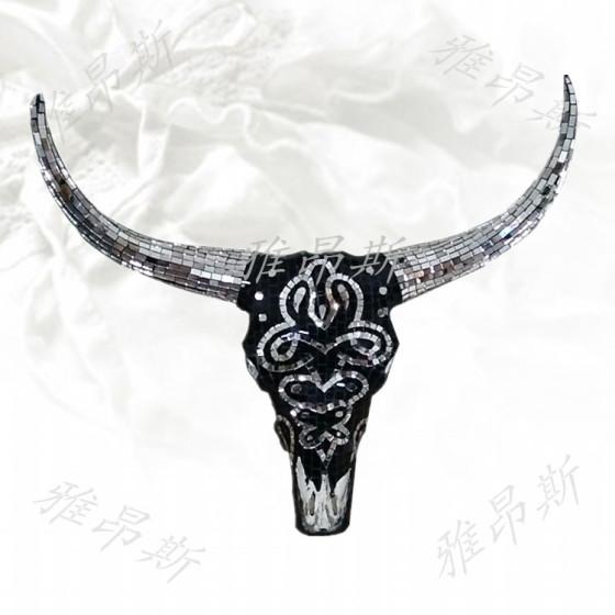 什么动物的头骨可以雕刻