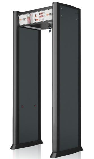 AD-2280普通型數碼金屬探測門,安檢門