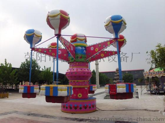 飞行塔类游乐设备