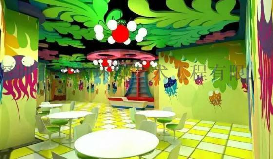 儿童游乐场设计