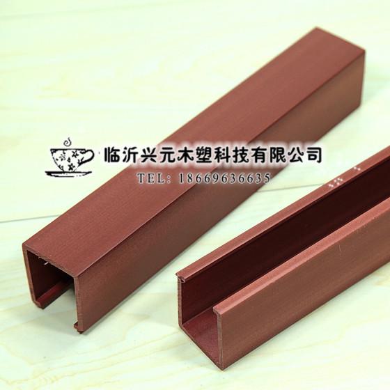 查看临沂兴元木塑科技有限公司         的厂家直销 生态木天花 吊顶
