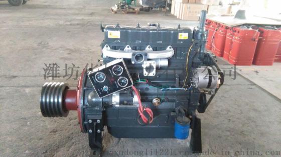 潍坊4100柴油机 55马力发动机