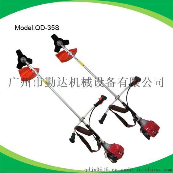 廣州廠家直銷QD-35S側掛式汽油高枝鋸,4衝程