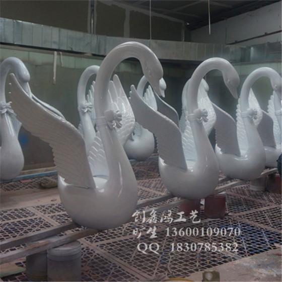 园林景观雕塑小品 玻璃钢动物雕塑