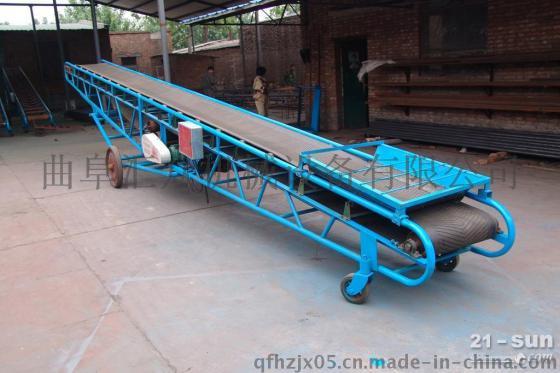 大型皮帶輸送機定做 耐高溫皮帶輸送機