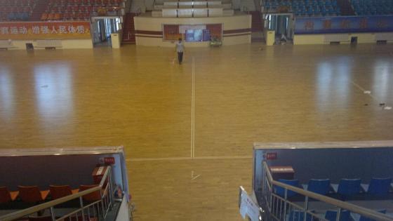 篮球场木地板,篮球馆运动木地板