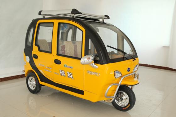 交通运输 电动车和部件 电动汽车 2016年英鹤电动三车最新款 英鹤风影