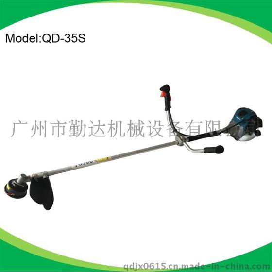 廣州廠家直銷QD-35S揹負式汽油割灌機,4衝程
