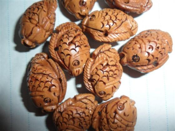 桃核鱼雕刻图片,桃核鱼雕刻高清图片 桃核雕刻坊,中国制造网