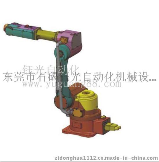 厂家定制ygvp-605a六轴机器人 ac伺服机械手