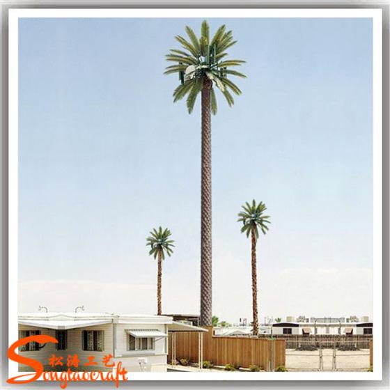 仿生树通信塔 通信塔设计 避雷针模拟树制作 厂家批发