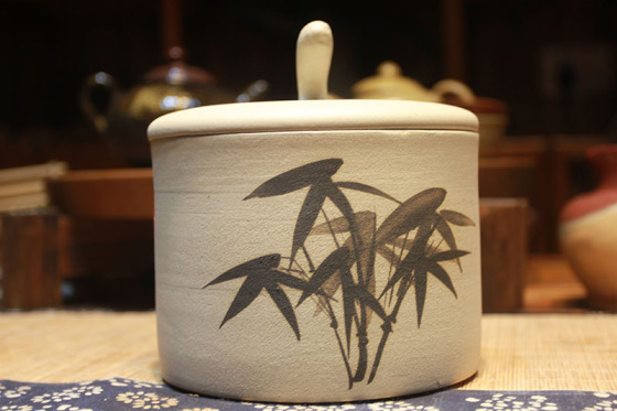 手绘|材质:陶瓷|品牌:长沙陶叶辰香陶艺|风格:中式