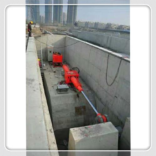 攔水鋼壩閘門,液壓升降鋼壩閘,崇鵬水工液