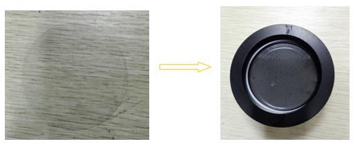 紫外光固化膠防潮性能測試方法