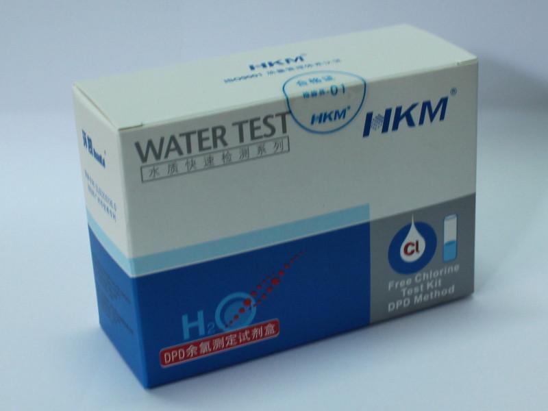 自來水中的餘氯及餘氯超標的危害