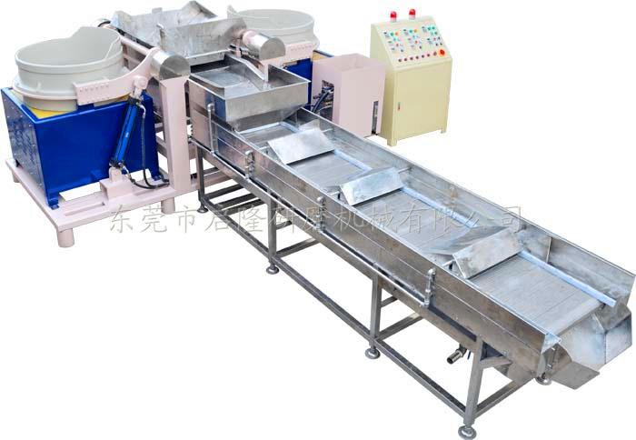 哪家公司具有成套的自動化研磨設備研發生產