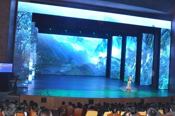 舞臺LED顯示屏