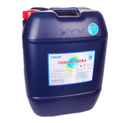 二氧化氯在食品工業中的應用