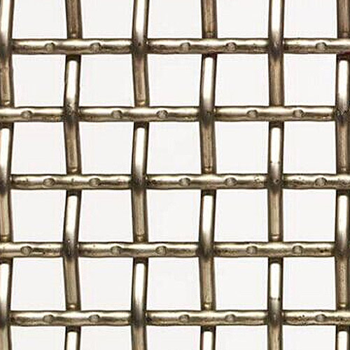 鋼絲網(軋花網)