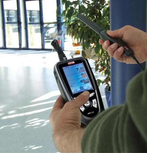 法國凱茂AMI300手持式風速儀詳細技術