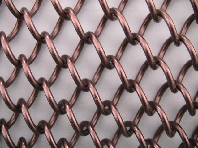 金屬網簾_金屬裝飾網