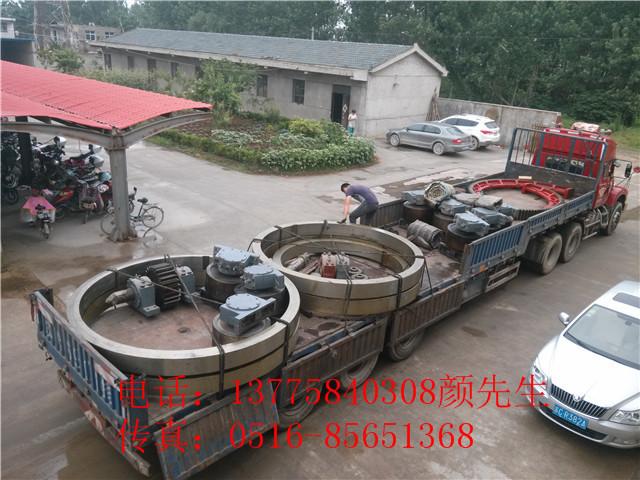 Φ1.2-2.4米烘乾機大齒輪現貨供應