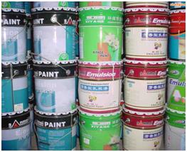 乳膠漆水蒸氣透過性能的測試方法